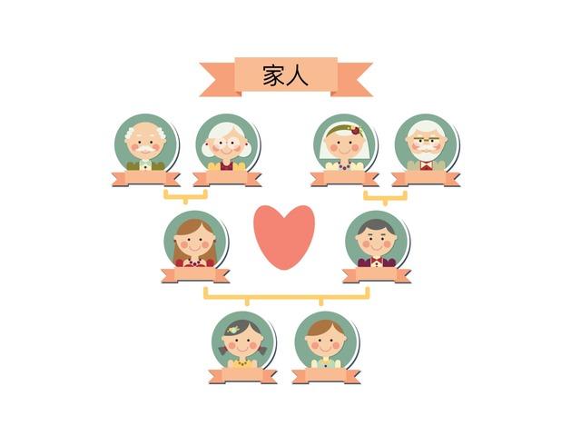 Family In Mandarin by Carina Sheppard
