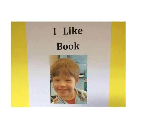 "Josh's ""I Like Book"" by Yvonne Malone"