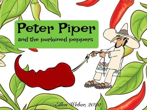 Peter Piper by Ellen Weber