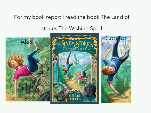 Lexi Land Of Stories by Mr Torrey