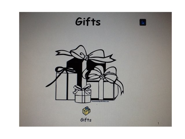 Gifts by Sarah Severance