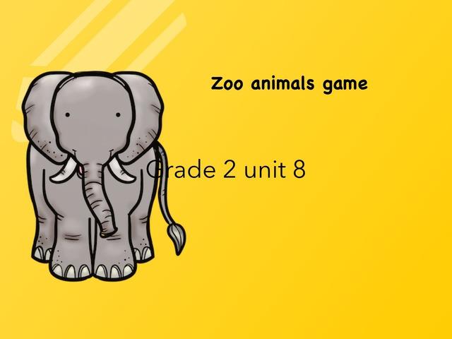 Zoo Animal by Amal kuwait
