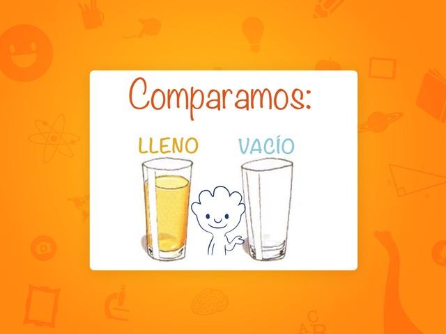 LLENO Y VACÍO  by Quiero Compartir