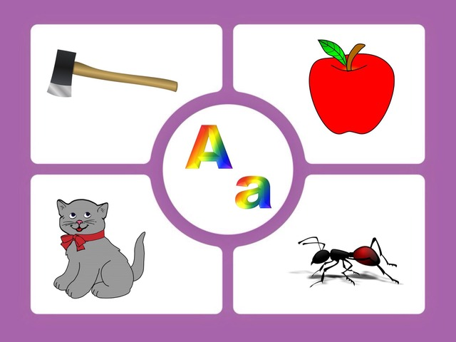 ABC #2 A To J by Carol Smith
