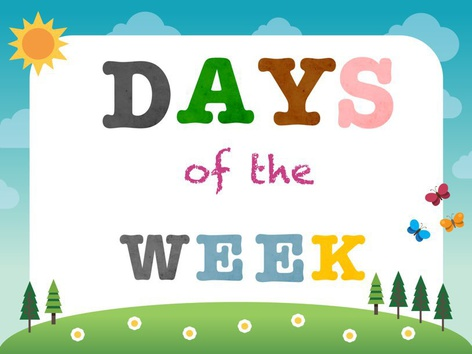 Days of the Week by Michelle Cabalo