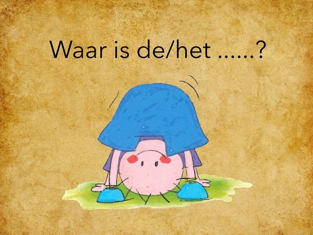 48. Waar Is De.... by Anneke Janssen
