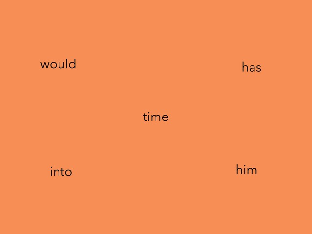 Fry Words 61-70 by Jacqueline Johnson