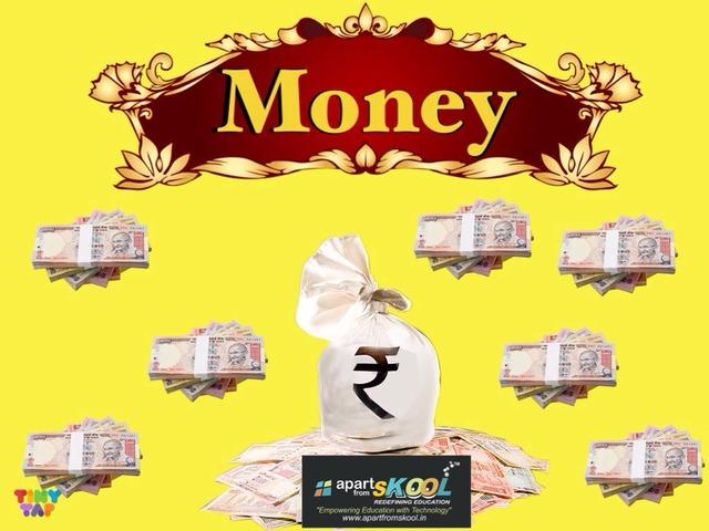 Money by TinyTap creator