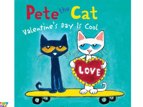 Pete The Cat Valentine's Day Is Cool 2 by Lori Board
