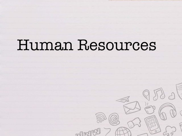 Human Resources by Diana Vornicu-Eger
