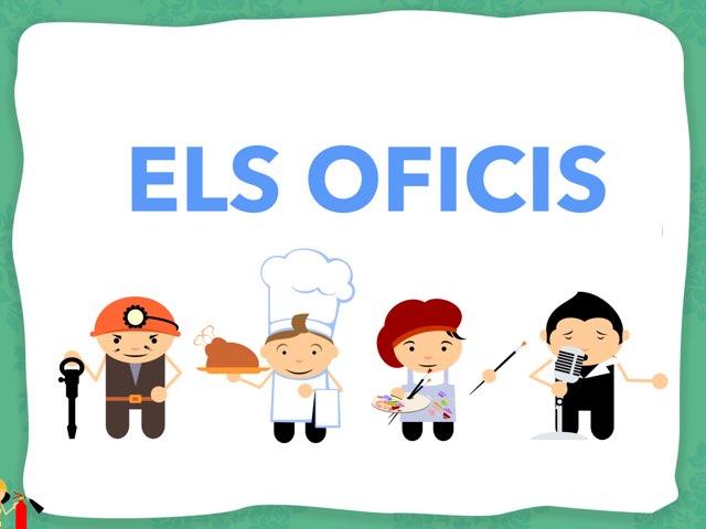 Els Oficis by Maria Pérez Caballero