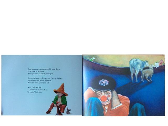 Luisterverhaal by Marie Waeyaert