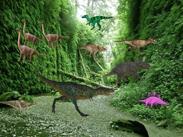 Dinozaury by Marcin Jankowski