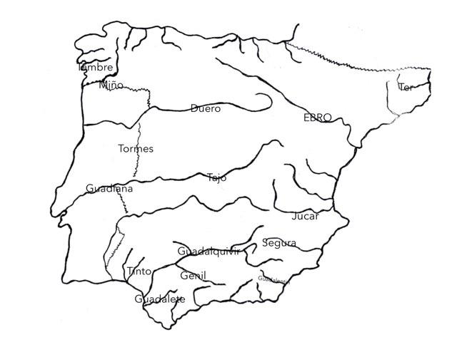 Aprende los rios de una forma facil by Carlos Alfredo Andreu