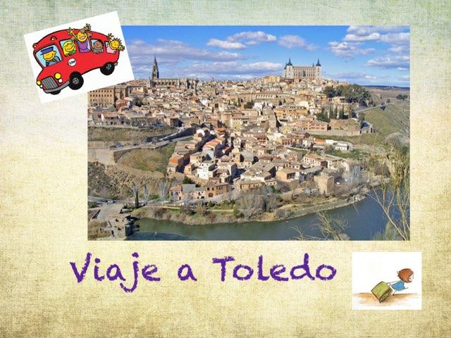 Viaje a Toledo by Toñi Arteaga Lucas