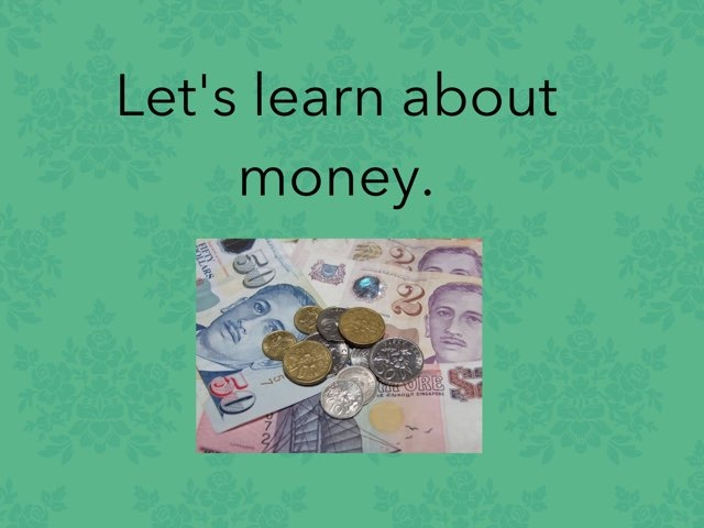 Singapore Money Skills by Zahidah omar