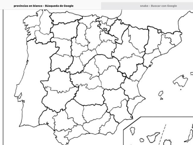 Provincias by Aitor Moreno Ortiz