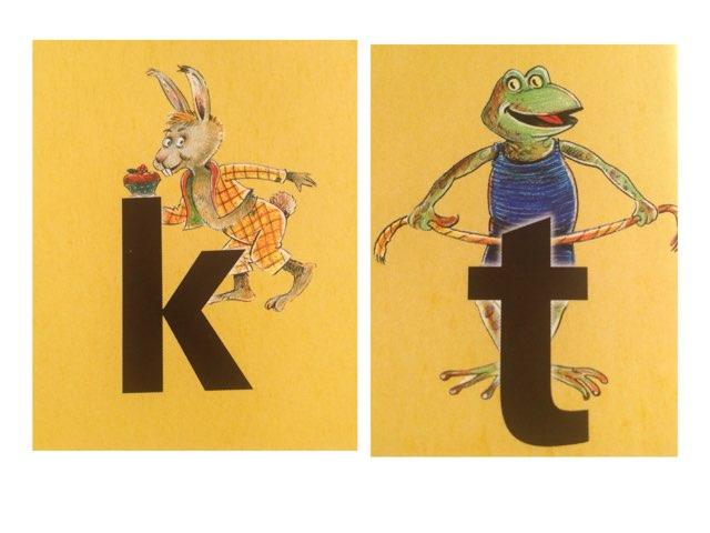 Udtale K Og T  by Dorte Eriksen