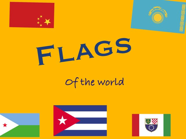 Flags by Lamar Majed