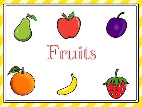 Fruits by Thais Baumgartner