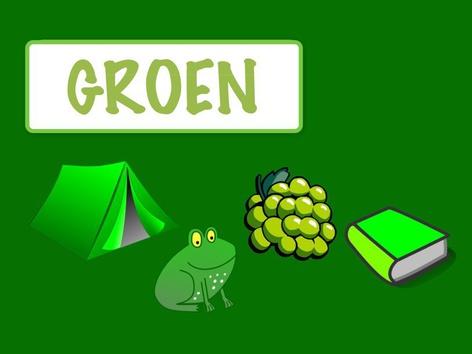Kleuren: Groen by Carol Smith