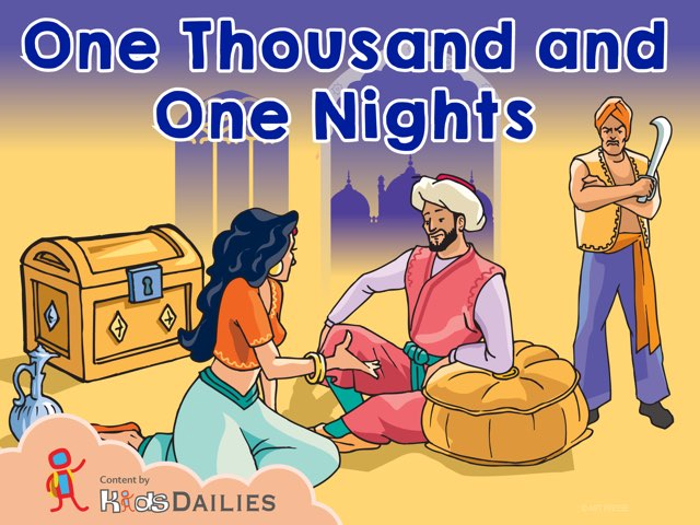 One Thousand And One Nights by Kids Dailies