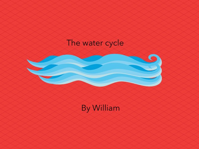 water Cycle by William Muilenberg