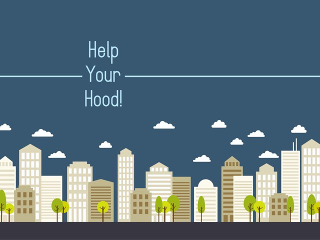 Help Your Hood! by Ascension Kindergarten
