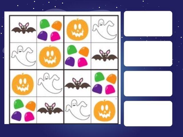 Halloween Sudoku by Sara Van riet
