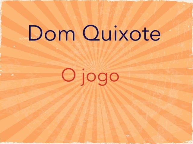 Dom Quixote Copy 5 by Rede Caminho do Saber