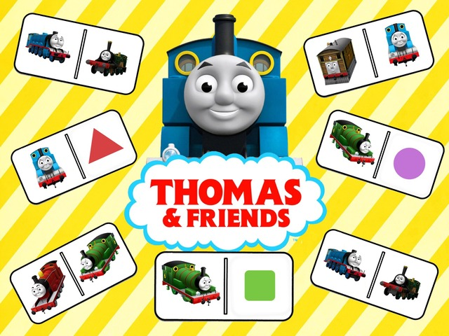 Thomas Train Dominoes by Animoca Brands