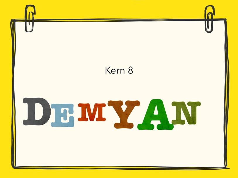 Kern 8 Pagina 2 En 4 by gitte