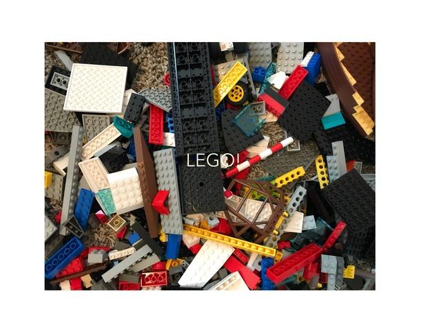 LEGO L by MOLLY THOMPSON