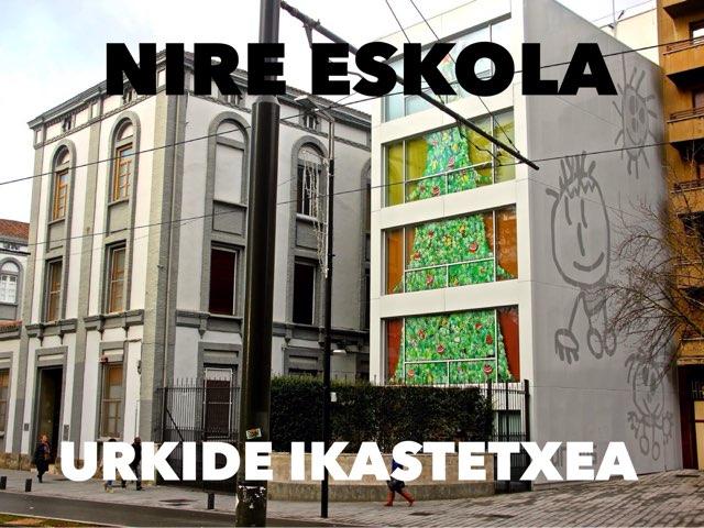GIZARTE. 1. maila. NIRE ESKOLA-ESKOLAKO ATALAK by Sara Martinez De Arrieta