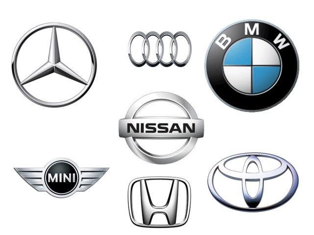 Car Symbols by Laura vance