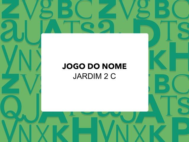 Jogo Do Nome by Sasaki Guziloto