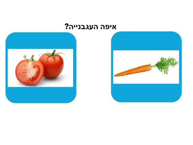 פירות וירקות by מיכל יצחקוב