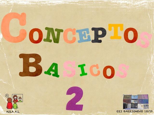 CONCEPTOS BÁSICOS 2 by Aida Muestra A.L.