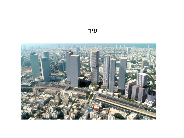 עיר ליאת by מיתל ירושלים