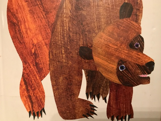 Brown Bear, Brown Bear, What Do You See?(Continuous Reading) by Lori Board
