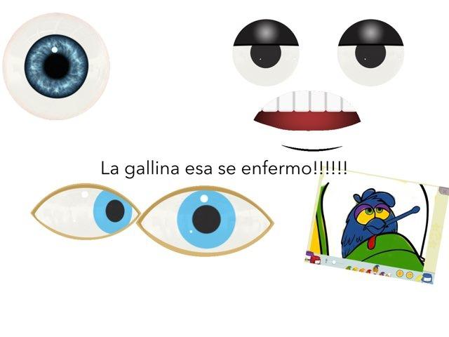 La gallina enferma  by Paloma Sanabria