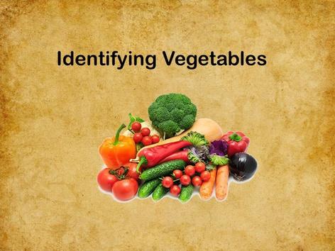 Vegetables by Teresa Grimes