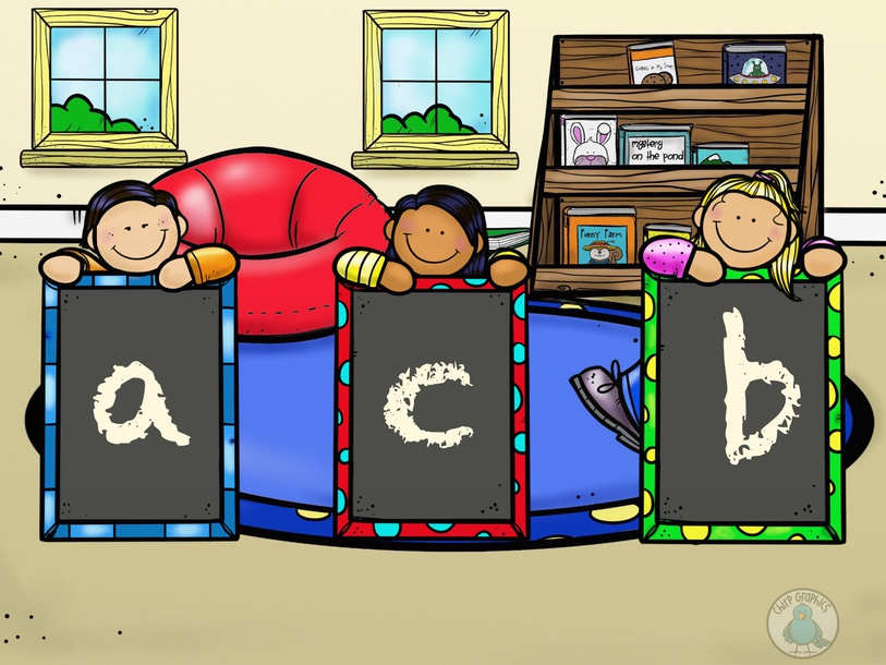 Lowercase Letter Recognition by Cindy Derienzo