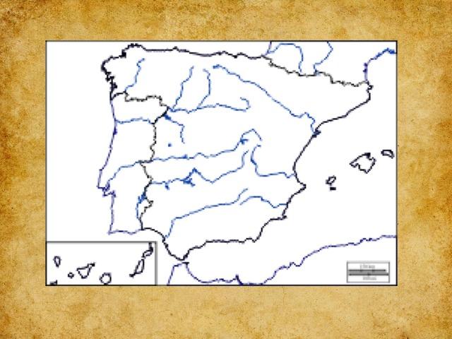 4 Rivers of Spain by Oliver James Hetherington Bartlett