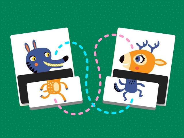 Little Animals Puzzle by Tiny Tap