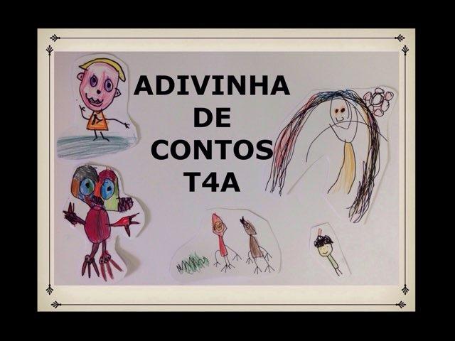 Adivinha De Contos T4 A by Roberta Mraz