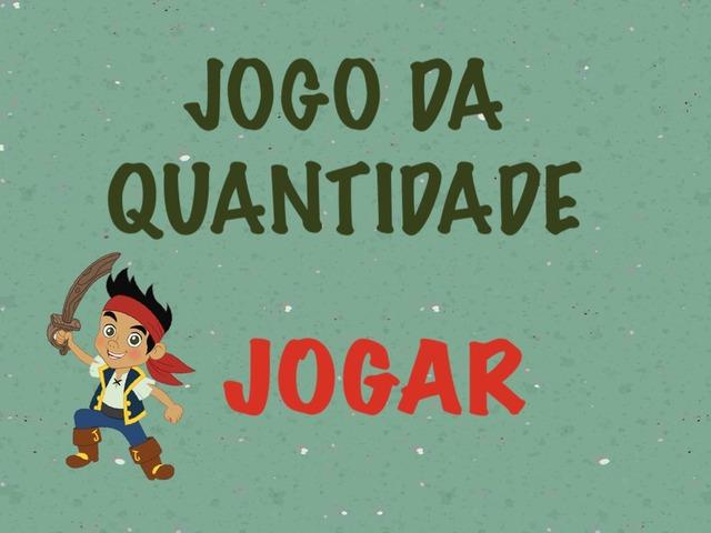 JOGO DA QUANTIDADE by Júlia Schwarz