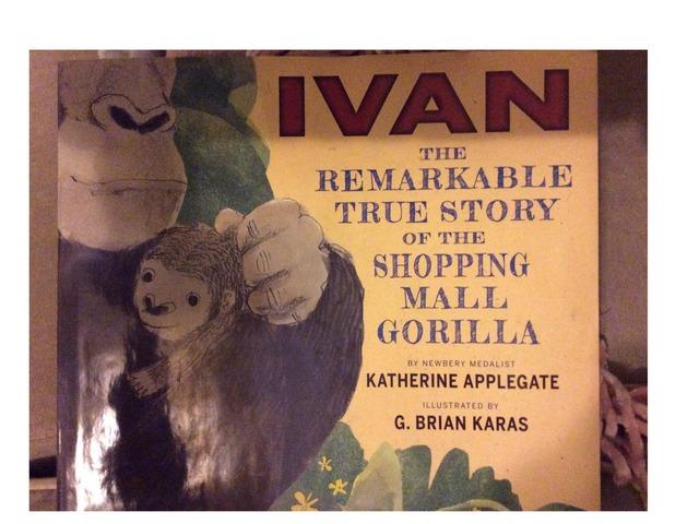 Ivan 1 by Gabrielle Allen