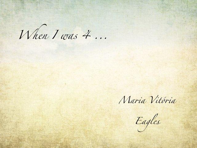 Maria Vitória Toledo by Lively Bird Uirapuru