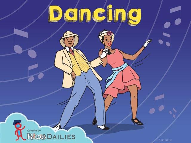 Dancing by Kids Dailies